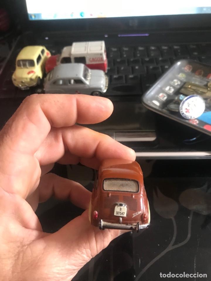 Coches a escala: 4 coches Solido con desperfectos.Scala 1/43 - Foto 26 - 255392305