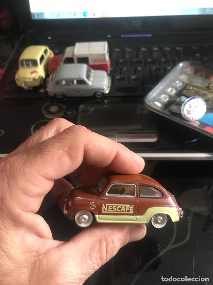 Coches a escala: 4 coches Solido con desperfectos.Scala 1/43 - Foto 27 - 255392305