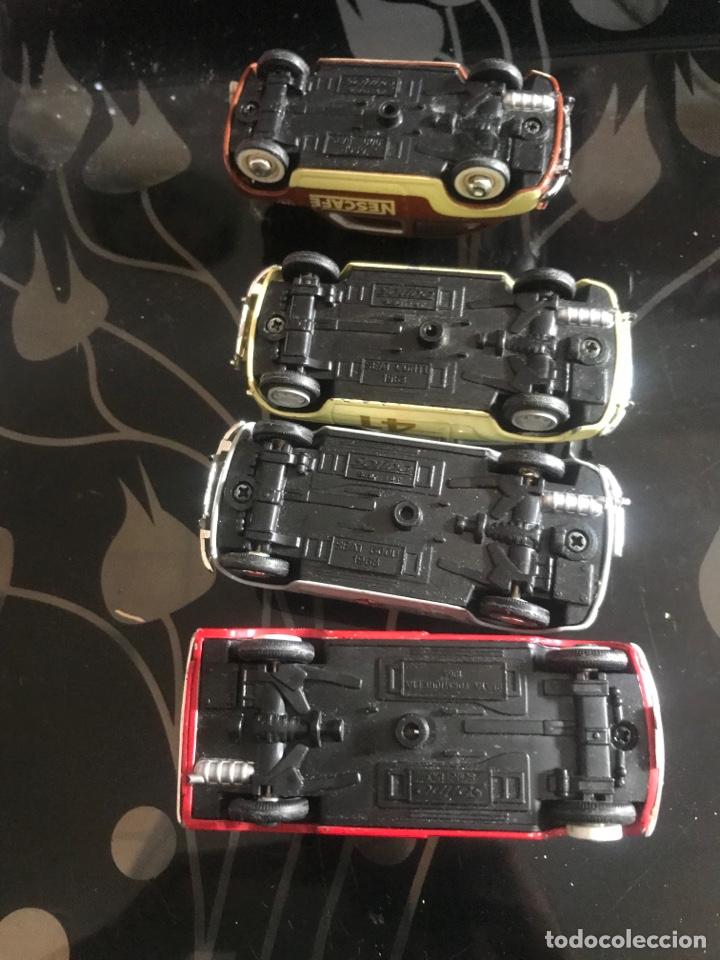 Coches a escala: 4 coches Solido con desperfectos.Scala 1/43 - Foto 29 - 255392305
