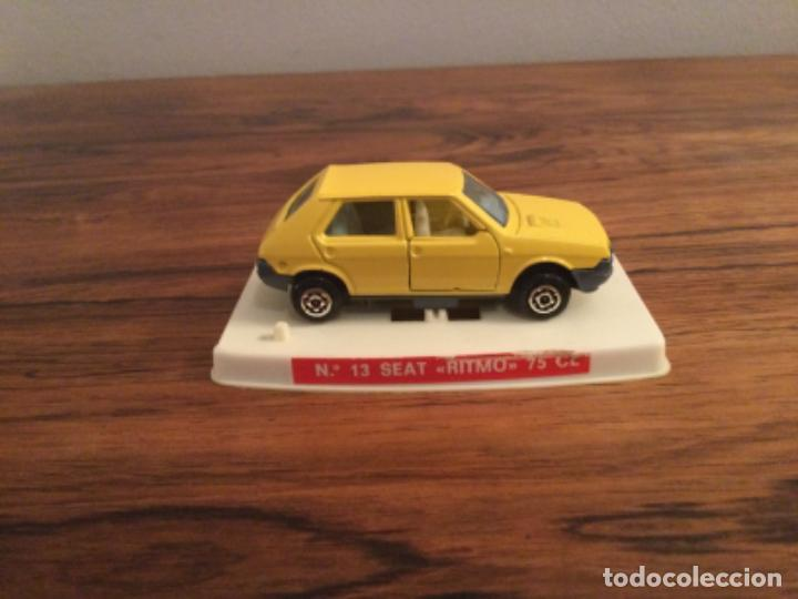 COCHE SEAT RITMO GUISVAL MADE IN SPAIN BASE CAJA (Juguetes - Coches a Escala 1:43 Solido)