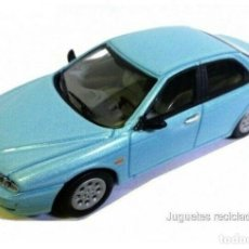 Coches a escala: ALFA ROMEO 156 1:43 SOLIDO DIECAST BLISTER MADE IN FRANCE. Lote 257636225