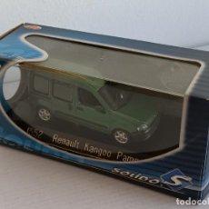 Carros em escala: RENAULT KANGOO PAMPA SÓLIDO 1/43. Lote 261257060