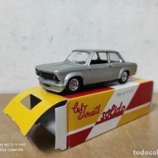 Carros em escala: COCHE SÓLIDO SALVAT BMW 2002 TURBO. Lote 264160400