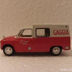 Carros em escala: SEAT 600 FORMICCHETA GAGGIA. Lote 267068644