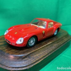 Coches a escala: SOLIDO AGE D'OR, ESC. 1/43, TERRARI 250 GTO 1962, EXCELENTE, ORIGINAL - FLA. Lote 277848743