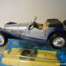 Coches a escala: JAGUAR SS 100 WELLY. Lote 278970663