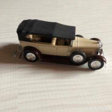 Coches a escala: FIAT 525N - 1929 SOLIDO / COCHE MINIATURA 1/43 / SOLIDO. Lote 279469798