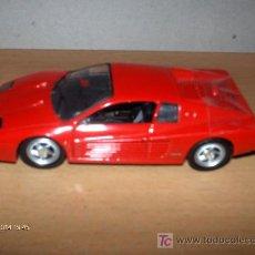 Coches a escala: DETAIL CARS -------FERRARI 512M 1995. Lote 19326426