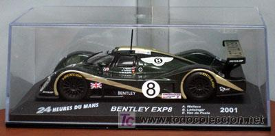 Coches a escala: BENTLEY EXP8 LE MANS - Foto 1 - 26288627