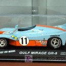 Coches a escala: GULF MIRAGE GR-8 LE MANS. Lote 26278884