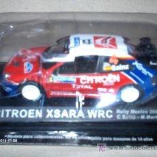 Coches a escala: ALTAYA ( IXO)---- CITROEN XSARA WRC RALLY . Lote 20122878