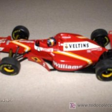 Carros em escala: MINICHAMPS ---- FORMULA 1 WILLIAMS FW 19 -- H.HARALD FRENTZEN. Lote 32387868