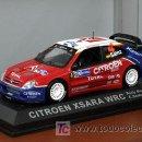 Coches a escala: CITROËN XSARA WRC DE CARLOS SAINZ EN EL RALLY MEXICO 2004 IXO - ALTAYA. Lote 27184084