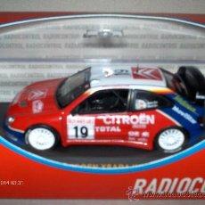Coches a escala: CITROEN XSARA WRC -- C.SAINZ - M. MARTI --RALLY DE MONTECARLO 2003. Lote 26647815