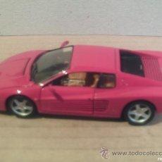 Coches a escala: DETAIL CARS -----FERRARI 512 TR. Lote 21108459