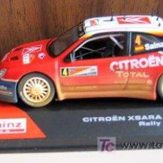 Coches a escala: CITROËN XSARA WRC - 2004 - RALLY ARGENTINA.- CARLOS SAINZ COLLECTION.. Lote 83376432