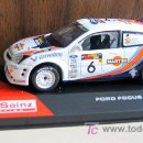 Coches a escala: FORD FOCUS WRC - 2000 - RALLY CHIPRE.- CARLOS SAINZ COLLECTION.. Lote 27347118
