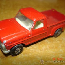 Coches a escala: MATCHBOX SERIES Nº 6 FORD PICK UP - LESNEY -. Lote 27569756