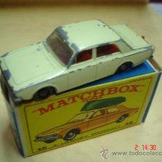 Coches a escala: MATCHBOX SERIES Nº 45 FORD CORSAIR- LESNEY -. Lote 26429812