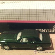 Coches a escala: CENTURY ---- FORD MUSTANG COUPE 1966 - Nº 6. Lote 21792685