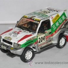 Coches a escala: MITSUBISHI PAJERO EVOLUTION (1998) 1:43. Lote 19895815