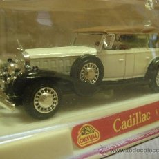 Coches a escala: COCHE METAL CADILLAC V 16 NUEVO GUISVAL MADE IN SPAIN ESC:1/43. Lote 12236672