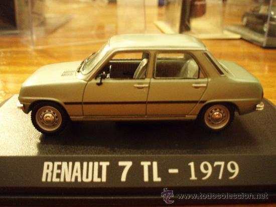 RENAULT 7 TL 1979-1//43°
