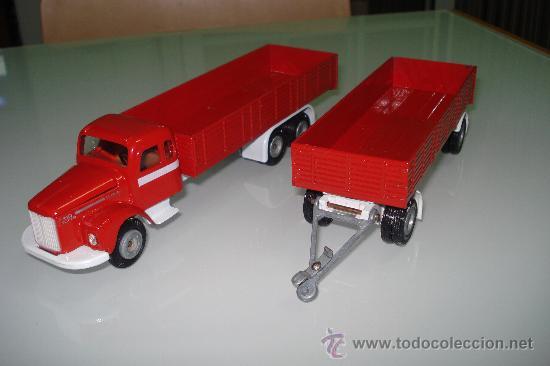 Vendido 143 Venta TeknoCamion En Y Scania Vabis Remolque 8n0wOkXP