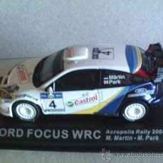 Coches a escala: ALTAYA ---- FORD FOCUS WRC RALLY. Lote 20161626