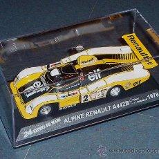 Coches a escala - Coche ALPINE RENAULT A442B - Colección 24 Horas de Le Mans - 26036498