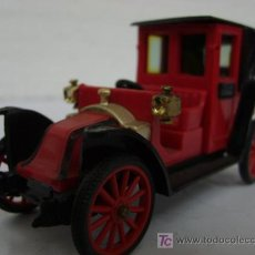 Coches a escala: (LES TACOTS) RENAULT 1907-1910 (PLASTICO). Lote 16097910
