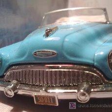 Coches a escala: BUICK SKYLARK DEL AÑO 1953 (MATCHBOX) CADILAC EL DORADO. Lote 21530863