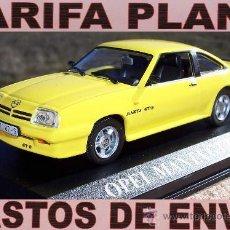 Coches a escala: OPEL MANTA GT/E ESCALA 1:43 DE ALTAYA EN SU CAJA. Lote 27005258