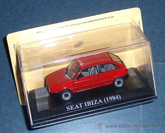 SEAT IBIZA - 1/43 (Juguetes - Coches a Escala 1:43 Otras Marcas)