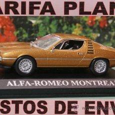 Coches a escala: ALFA ROMEO MONTREAL ESCALA 1:43 DE ALTAYA EN CAJA. Lote 26496330