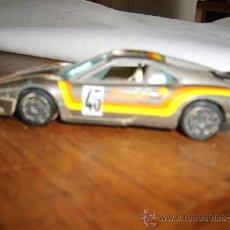 Coches a escala: FERRARI GTO BURAGO -MADE IN ITALY. Lote 25670611