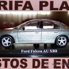 Coches a escala: FORD FALCON AU XR8 ESCALA 1:43 DE DEL PRADO EN SU BLISTER. Lote 26415624