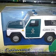 Coches a escala: LAND ROVER GUARDIA CIVIL. Lote 17567185