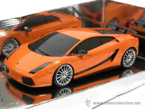 Coches a escala: Lamborghini Gallardo Superleggera - Foto 1 - 26620461