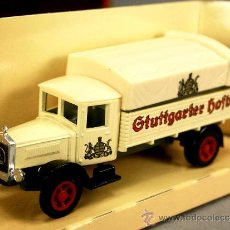 Coches a escala: MERCEDES BENZ L5 LORRY STUTTGARTER 1932- MATCHBOX YESTERYEAR - NUEVO EN CAJA 1987 - MADE IN ENGLAND . Lote 27331926