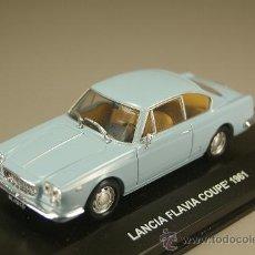 Carros em escala: LANCIA FLAVIA COUPE 1961 PININFARINA - ITALY SERIES - ESCALA 1/43 - NUEVO EN SU BLISTER. Lote 27619606