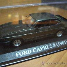Coches a escala: FORD CAPRI 2.8, DE 1981 DE IXO ALTAYA, T. PLANA DE GTOS ENVIO A ESPAÑA 1:43. Lote 42980813