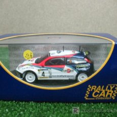 Coches a escala: (RALLY CAR COLLECTION) FORD FOCUS WRC CARLOS SAINZ. Lote 20432828