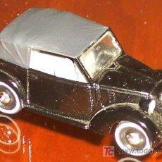 Coches a escala: LOTE0041 FIAT TOPOLINO ESCALA 1/43. Lote 22354141