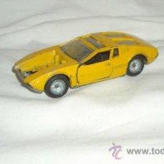 Coches a escala: DE TOMASO MANGUSTA,INTER-CARS DE NACORAL,ESC.1/43. Lote 21142728