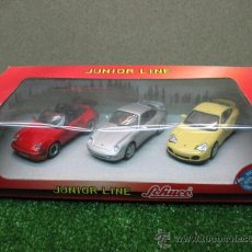 Coches a escala: (SCHUCO) SET DE 3 COCHES --- ESCALA 1/43. Lote 22996817