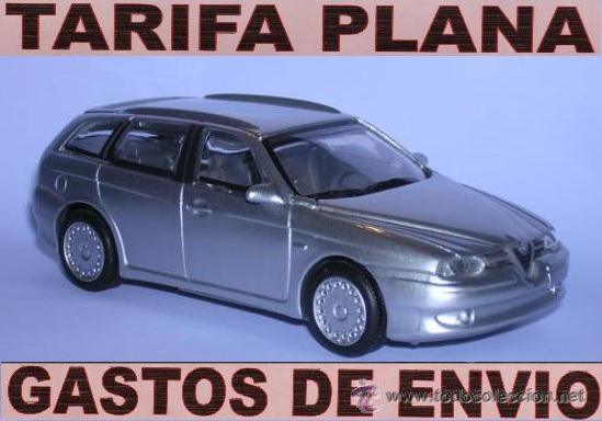 ALFA ROMEO 156 FAMILIAR ESCALA 1:43 DE DE NEW RAY EN CAJA NO ORIGINAL (Juguetes - Coches a Escala 1:43 Otras Marcas)
