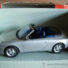 Coches a escala: SCHUCO --- PORSCHE 911 CARRERA CABRIO. Lote 23984114