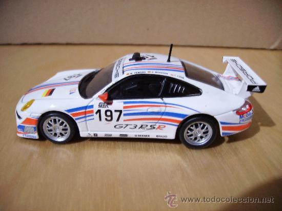 SCHUCO ---- PORSCHE 911 GT3 (Juguetes - Coches a Escala 1:43 Otras Marcas)