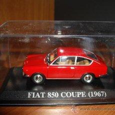 Coches a escala: FIAT (SEAT) 850 COUPE 1967 ESCALA 1:43 IXO-ALTAYA NUEVO. Lote 113347166